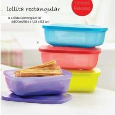 Tupperware Lollita Lollyta Tempat Makan - Db7deb