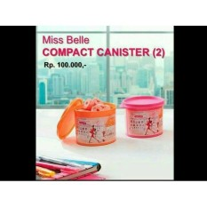 Tupperware Miss Belle Canister Limited - Baea7e