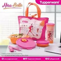 Promo Tupperware Miss Belle Lunch Set Banten