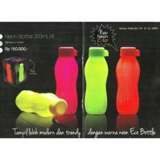 Tupperware Neon Eco Bottle 310 Ml Botol Minum Anak Plastik Souvenir - 37D76E