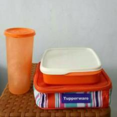 Spesifikasi Tupperware Paket Bekal Hemat Online