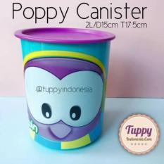 Jual Tupperware Poppy Dan Froggycanister Toples Susu Toples Kartun Toples Anak Indonesia