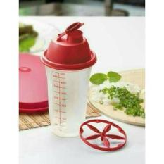 Tupperware Quick Shaker Merah - Sale - Eceda6