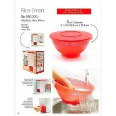 Tupperware Rice Smart 10Kg / Tempat Beras 10Kg - Sale - 6Abcc5