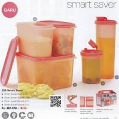 TUPPERWARE Smart Saver (5) Wadah Di Dapur Tempat Minyak