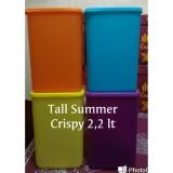 Harga Tupperware Tall Summer Crispy Terbaik