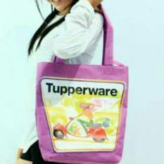 Tupperware Tas Kit Bag Miss Belle Original- Tas Kitbag Original- Tas Travel (1Pcs) Promo