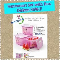 Tupperware Ventsmart Set - 635Bd9