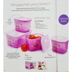 Tupperware Ventsmart Set #Ventmart #Fenmart #Vent Smart #Pensmat Sayur - 5De9aa