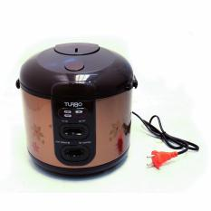 Turbo CRL1100 Rice Cooker By Philips Distributor Kapasitas 1 Liter