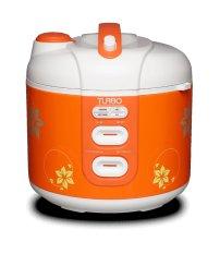 Review Terbaik Turbo Rice Cooker 1 8L Crl1180 3 Orange