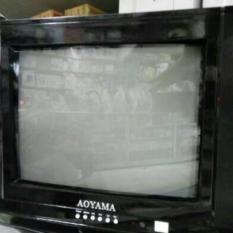 TV TABUNG AOYAMA 14 MURAH + Free Antena