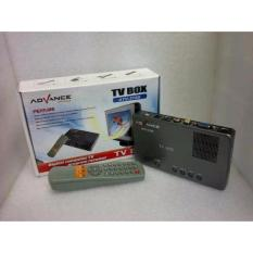 Tv Tuner Advance Atv318b Digital Pc-Tv Box - 6C5A5B