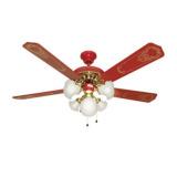 Harga Uchida Ceiling Fan Kipas Angin Plafon Langit Langit 52 Cf 111 Merah Dan Spesifikasinya