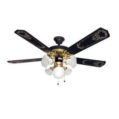 Spesifikasi Uchida Ceiling Fan Kipas Angin Plafon Langit Langit 52 Cf 113 Hitam Dan Harga