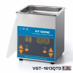 Ultrasonic Cleaner untuk Kalung Gelang Cincin Anting VGT-1613QTD GT Sonic-Intl
