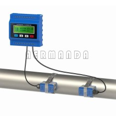 Ultrasonic Liquid flowmeter TUF-2000M DN15mm-DN100mm TS-2