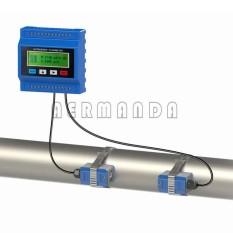 Ultrasonic Liquid flowmeter TUF-2000M DN15mm-DN100mm TS-2