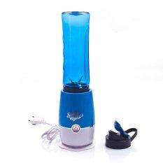 Spek Universal Blender Buah Portable 2 In 1 500Ml Blue Universal