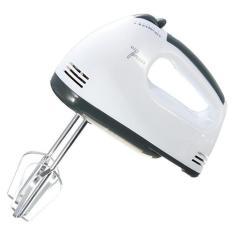 Spesifikasi Universal Mixer Tangan 7 Kecepatan 100W White Paling Bagus