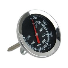 Berguna Memasak Oven Thermometer Stainless Steel Probe Thermometer Makanan Daging Gauge 350 °C-Intl