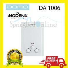 Water Heater Gas Domo DA 1006 Model Paloma by Modena Harga Pabrik