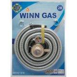 Review Winn Gas 28 Selang Flexible Winn 1 8 Meter Regulator Meter Winn Gas Di Dki Jakarta