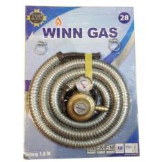 Harga Winn Gas Paket Selang Winngas W28 Fullset Murah