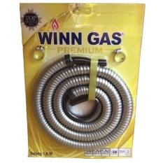 Winn Gas Premium Selang Flexible 1.8 Meter - Selang Kompor Gas