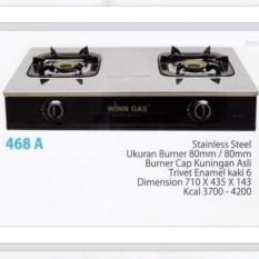 Tips Beli Winn Gas W 468 A Kompor Gas 2 Tungku Yang Bagus