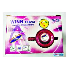 Winn Tekva Regulator Kompor Gas LPG W-28IDR43745. Rp 48.000