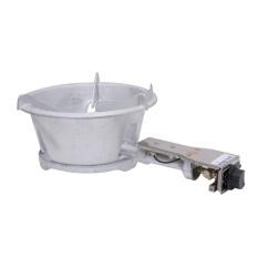 Winn Gas W3B Kompor Tekanan Tinggi / Kompor Restaurant /  Kompor Mawar [Abu - Abu]