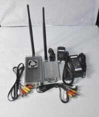 Wireless 2.4Ghz Audio Video AV Sender Transmitter 10 Watt