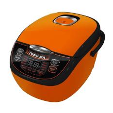 Harga Yong Ma Magic Com Rice Cooker Magic Jar Penanak Nasi 2 Liter Digital Eco Ceramic Ymc116C Garansi Resmi Yong Ma Orange Branded