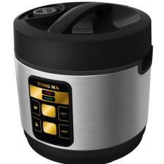 Tips Beli Yong Ma Magic Com Rice Cooker Magic Jar Penanak Nasi 2 Liter Ymc114 Garansi Resmi Yong Ma Silver