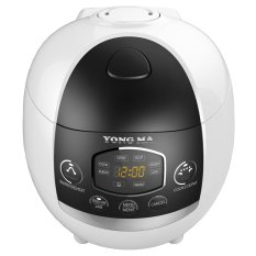 Harga Yong Ma Mc1380 Digital Magic Com Rice Cooker Penanak Nasi 1 3 Liter Hitam Online