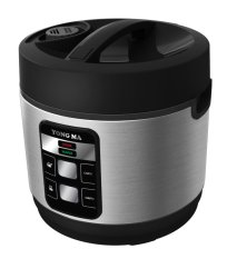 Beli Yong Ma Mc3480 Magic Com Rice Cooker Penanak Nasi Eco Ceramic Coating 2 Liter Silver Murah Di Jawa Barat