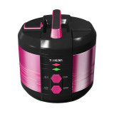 Harga Yong Ma Ymc 207 Colored Stainless Rice Cooker Hitam 2 5 Liter Asli