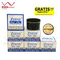 Zernii Filter Karbon Aktif 6 pcs Refill Filter Air Keran 6pcs