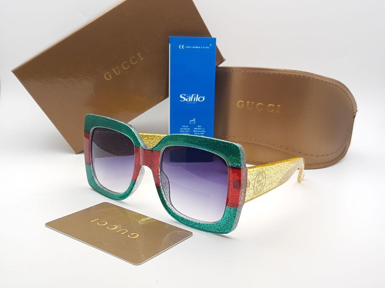 Sunglass Kacamata Gucci Pria Q8369 Super Fullset - Bayar Di Tempat ( COD ) ef4cbbca63