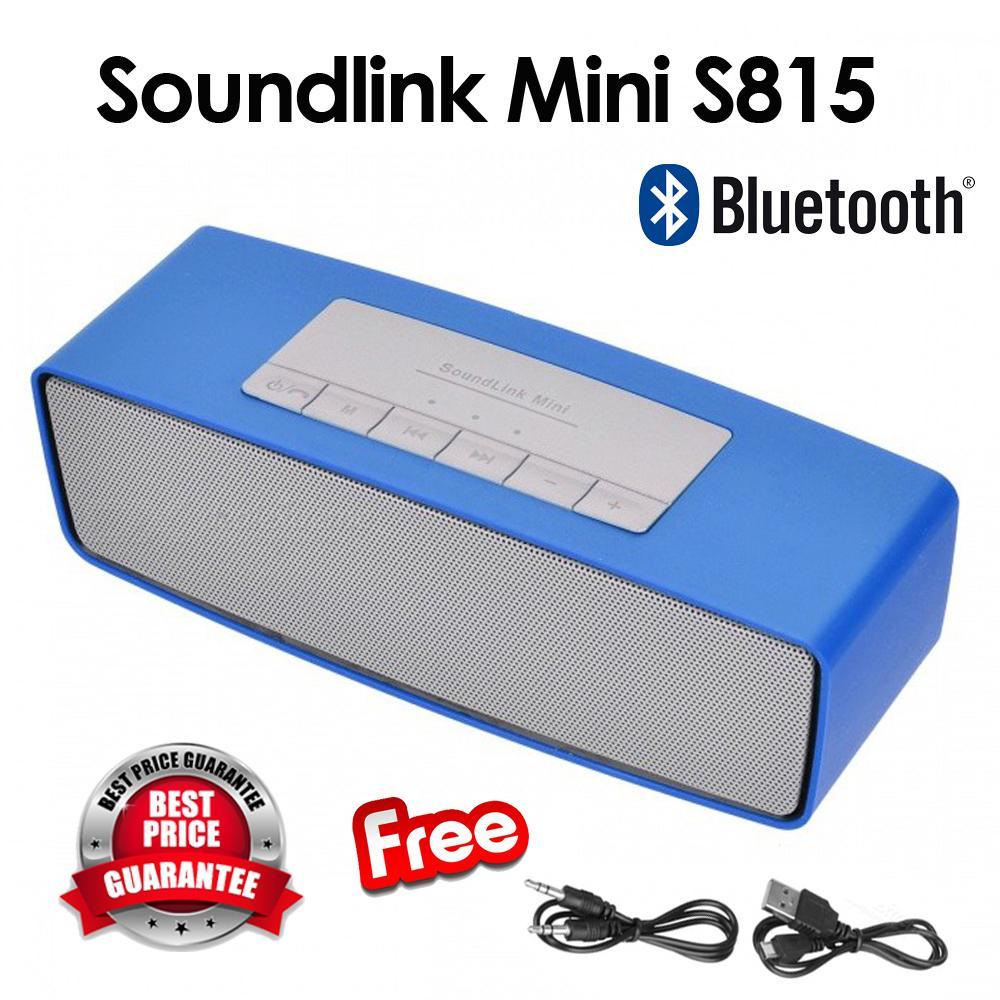 Bluetooth Speaker Wireless Portable Mini Super Bass Stereo USB Support FM Radio TF AUX For Smartphone