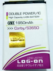 Log On Battery For Samsung Corby/S3650