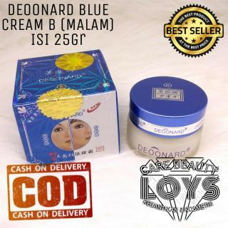 DEOONARD BLUE 7DAYS BIG CREAM (B) NIGHT - CREAM DEOONARD MALAM B 25gr thumbnail