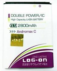 Log On Battery For Smartfren Andromax C Dki Jakarta