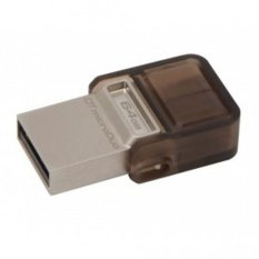Kingston Data Traveler MicroDuo USB 2.0 Micro USB OTG - 64GB – Bronze