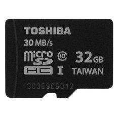 Beli Toshiba Micro Sd 32Gb Class 10 Uhs 1 Hitam Cicilan