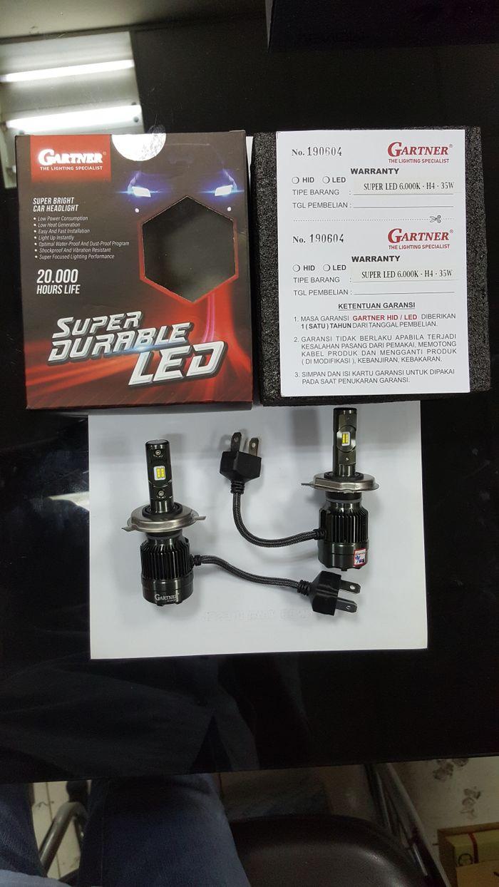 Lampu Led Gartner Super Durable Led Mobil Innova Reborn