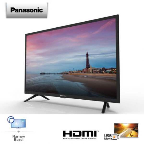 PANASONIC TH-24G302G HD LED TV [24 Inch] HDMI, USB, Audio output [ GARANSI RESMI 100% ORI ]