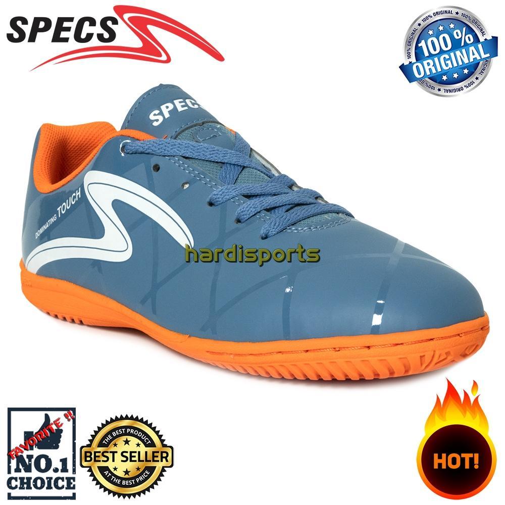 Sepatu Futsal Pria Specs Diablo IN 400765 - Dark Lead b3226eb8ef