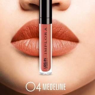 IMPLORA Urban Lip Cream Matte Original BPOM Make Up Bibir Lip Cream thumbnail